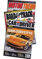 Automotive 3-Pack Magazine Package