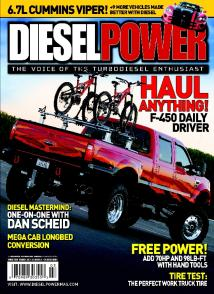 Diesel Power Magazine