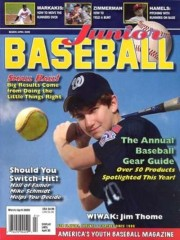 Junior Baseball Magazine