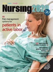 Nursing 2020 Magazine
