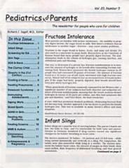 Pediatrics for Parents Magazine