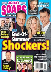 ABC Soaps In Depth (1/2 Year Subscription) Magazine