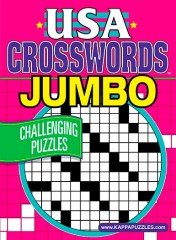 USA Crosswords Jumbo Magazine