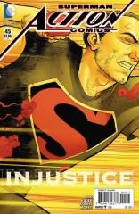 Action Comics Magazine