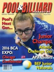 Pool & Billiard Magazine