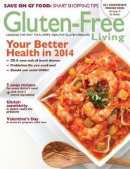 Simply Gluten Free Living Magazine