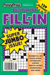 Favorite Fill-In Magazine