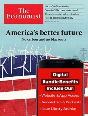 The Economist Magazine (Print+Digital) Magazine