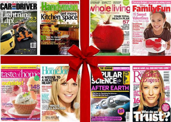 Seven People Who Will Love a Magazine Subscription Gift