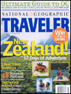 National Geographic Traveler Magazine Subscription