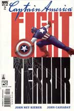 Captain America Magazine Subscription