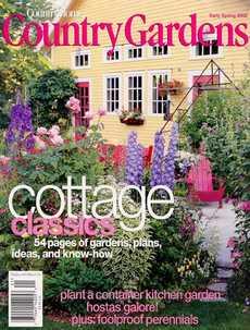 Country Gardens Magazine Subscription MagazineDealscom