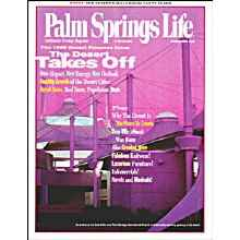 Palm Springs Life Magazine Subscription