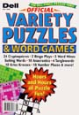 Official Variety Puzzle & Word Games