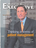 Managed Healthcare Executive Magazine Subscription