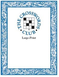 The Crosswords Club - Large Print Magazine Subscription