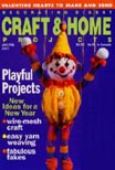 Craft & Home Projects Magazine Subscription