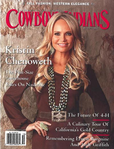 Cowboys & Indians Magazine Subscription