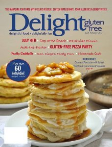 Delight Gluten Free Magazine Subscription