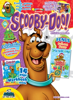 Scooby Doo Magazine Subscription