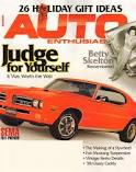 AutoEnthusiast Magazine Subscription