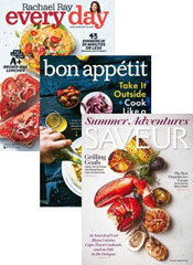 Food & Gourmet Magazine Package