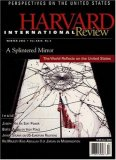 Harvard International Review Magazine Subscription