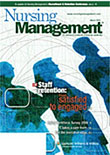 Nursing Management Magazine Subscription