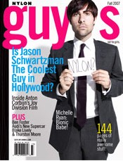 Nylon Guys Magazine Subscription