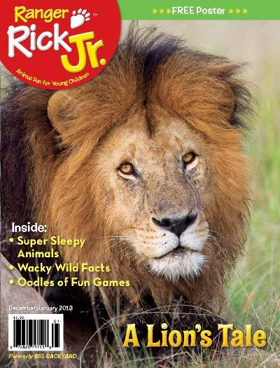 Ranger Rick Jr. Magazine Subscription