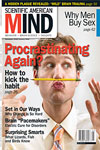 Scientific American Mind Magazine Subscription
