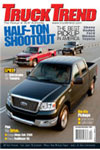 Truck Trend Magazine Subscription