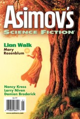 Asimov Science Fiction Magazine Subscription