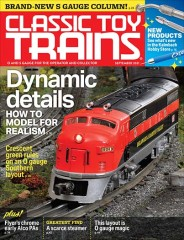 Classic Toy Trains Magazine Subscription