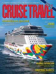 Cruise Travel Magazine Subscription