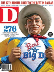 D (Dallas) Magazine Subscription