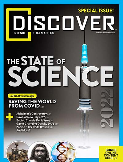 Discover Magazine Subscription - MagazineDeals com