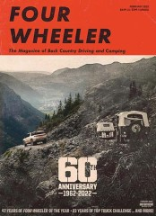 Four Wheeler Magazine Subscription