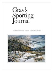 Gray's Sporting Journal Magazine Subscription