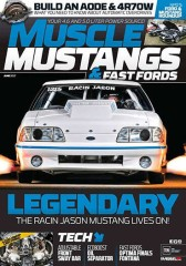 Muscle Mustangs & Fast Fords Magazine Subscription