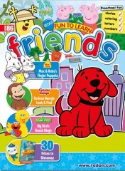 Preschool Friends (Formerly Preschool Playroom) Magazine Subscription