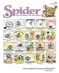 Spider Magazine Subscription