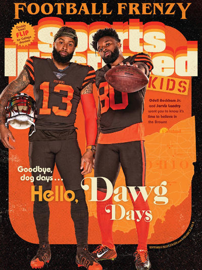 Sports Illustrated for Kids Magazine Subscription - MagazineDeals com