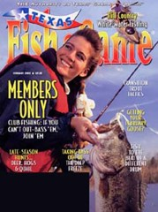 Texas Fish & Game Magazine Subscription