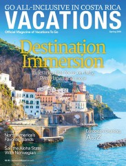Vacations Magazine Subscription