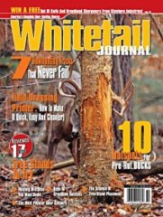 Whitetail Journal Magazine Subscription