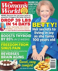 Womans World Magazine Subscription