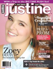 Justine Magazine Subscription