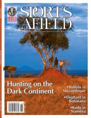 Sports Afield Magazine Subscription