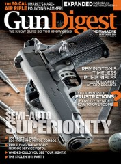 Gun List Magazine(Renamed to: Gun Digest) Magazine Subscription